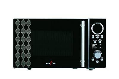 Kenstar KJ25CSL101 25-Litre Convection Microwave Oven (Silver)