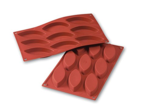 Flexible Bakeware: Boat 1.35 Oz, 3.94