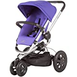 Quinny Buzz Xtra Single Stroller in Purple Pace