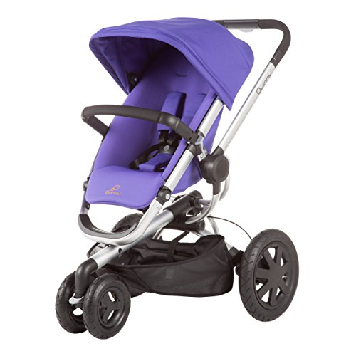 2013 Quinny Buzz Xtra Stroller, Purple Pace front-742488