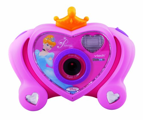 V Tech Disney's Princess Digital Camera - 1