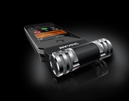 TASCAM ステレオコンデンサーマイク iPhone/iPad/iPod touch用 iM2