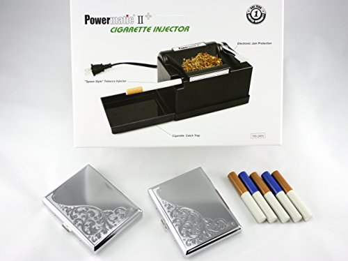 powermatic 2 electric cigarette injector machine for sale