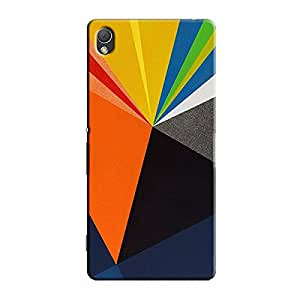 SHAPES BACK COVER FOR SONY XPERIA Z2