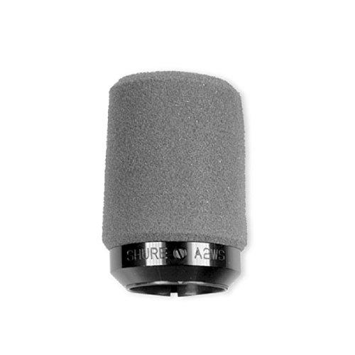 Shure A2Ws-Gra | Locking Microphone Windscreen Sm57 545 Series (Gray)