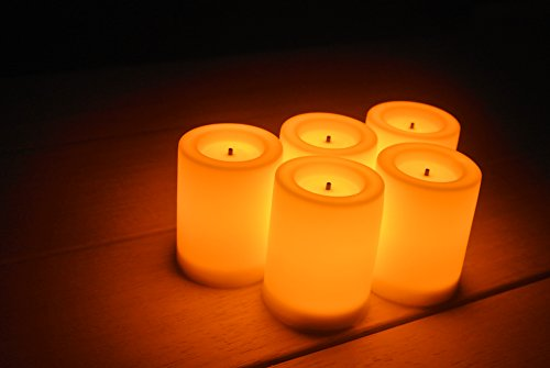 Battery Powered Flameless Led Tealight Candles, Straight Edge Wax Led Candle, Black Wick Electronic Candle, Yellow Candlelight, Christmas Tea Lights, Led Candles, Flameless Candle Set, Votive Candles, Cheap Christmas Gifts, Mom Gifts For Christmas, Christ