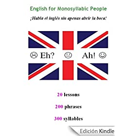 English for Monosyllabic People