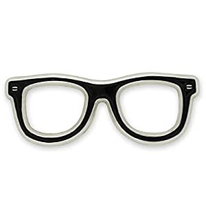 Eyeglass Frame Jewelry : Amazon.com: Black Glasses Frames Eyeglasses Lapel Pin: Jewelry