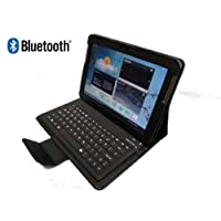 Samsung Galxy Tab Bluetooth Keyboard and Leather Case by GSAstore™ For Galaxy Tab P7510. Fits Samsung Galaxy Tab 10.1
