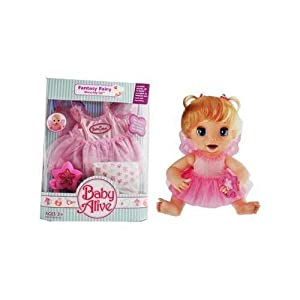 Amazon Baby Alive Accessory Pack Fantasy Fairy Dress