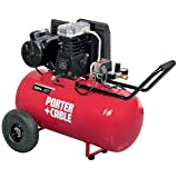 Porter-Cable H9991 C5512 Oil-Lube Induction Horizontal Compressor