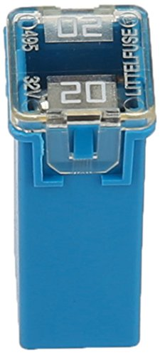 Littelfuse JCAS20BP JCASE 495 Series Automotive Type Cartridge Fuse (Ford Fuses compare prices)