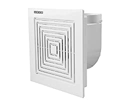 Usha Crisp Air Premia CV 260mm Exhaust Fan (White)