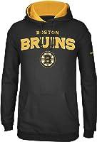 Boston Bruins NHL Face-Off Playbook Hooded Sweatshirt by Reebok
