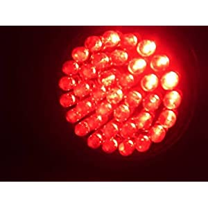 Red LED Light Therapy Healing