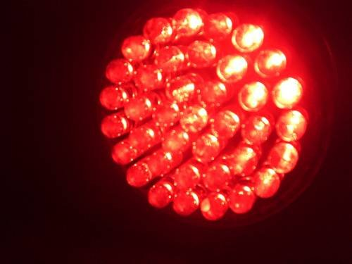 Anti-Aging Red LED Light Therapy 38 LED Bulb for Fine Lines & Wrinkles 660nm BULB ONLY!