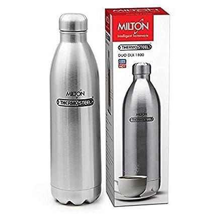 Milton 1800 ML bottle at amazon