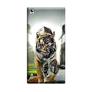 CaseLite Premium Printed Mobile Back Case Cover With Full protection For Vivo Y15 (Designer Case)