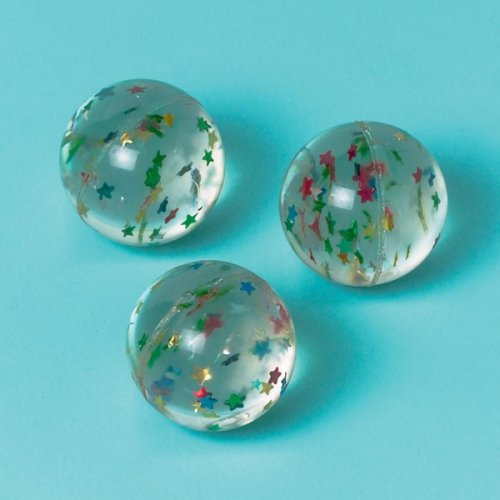 35mm str glitter bounceball hc