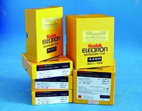 Kodak Electron Microscopy Film 4489 6½X9, 250/Pk