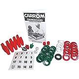 Carrom 029.01 Carrom Equipment Set
