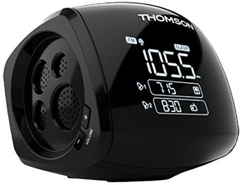 thomson-cp280-radiosveglia-con-proiettore-nero
