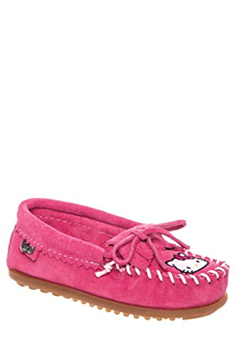 Girls' Hello Kitty - Kilty Moc Moccasin