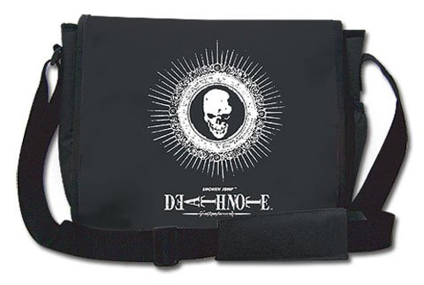 Death Note: Skull Anime Messenger Bag