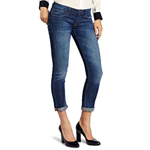 Lucky Brand Women's Sienna Cigarette Jean, Medium Bystander, 29