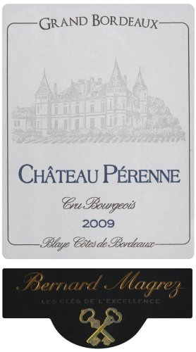 2009 Chateau Perenne Bordeaux 750 Ml