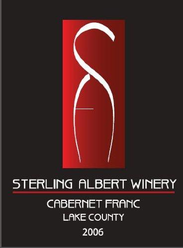 2006 Sterling Albert Lake County Cabernet Franc 750 Ml