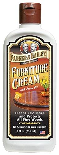 Parker Amp Bailey Furniture Cream With Lemon Oil 8oz
