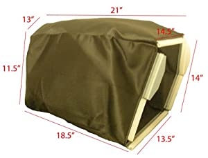 Honda Harmony II Replacement Bag. Bag ONLY from Humboldt