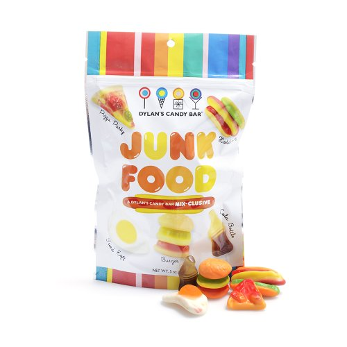 Dylan's Candy Bar Junk Food Candy Pouch