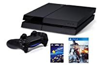 PlayStation 4 Battlefield 4 Launch Day Bundle from Sony