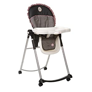 Safety 1st Adaptable High Chair Eiffel Rose