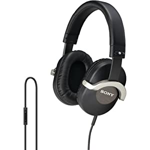Sony DRZX701IP Monitor Headphones for iPhone