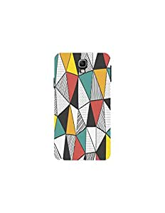 Bagsfull Printed Hard Back CoverCase For Samsung Galaxy Note 3 Neo SN3NBCD387