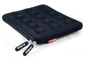 Hard Candy Cases Bubble Sleeve Case for Apple iPad 4, iPad 3, iPad 2 , Black, (BSL-IPAD-BLK)