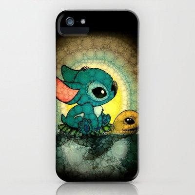 Society6/ソサエティシックス iphone5ケース  スティッチ Swimming_Stitch