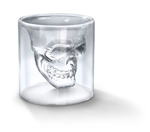 Fred and Friends Doomed: 'Crystal Skull' Shotglass