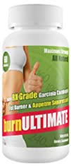 burnULTIMATE Garcinia Cambogia Pure Extract Weight Loss – Lose Weight FAST – AS SEEN ON DR. OZ -…