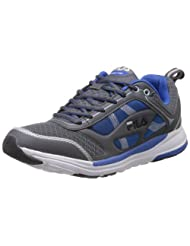 Fila Men Roddy Grey Mesh Running Shoes