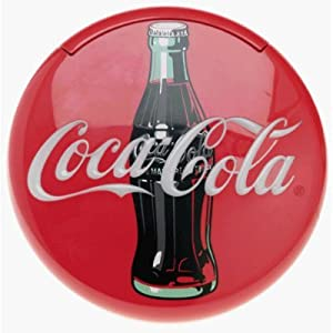 Coca Cola Neon Disc Telephone