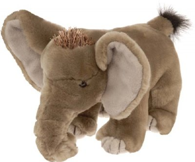 Cuddlekins Baby Elephant Plush : 7 inch Stuffed Toy Animal - 1