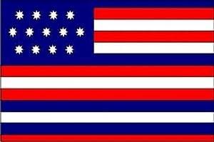 Serapis John Paul Jones Polyester Flag 3' x 5'