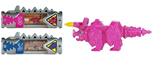 Power Rangers Dino Charge - Dino Charger Power Pack - Series 1 - 42255 (Power Rangers Dino Charge Pink compare prices)