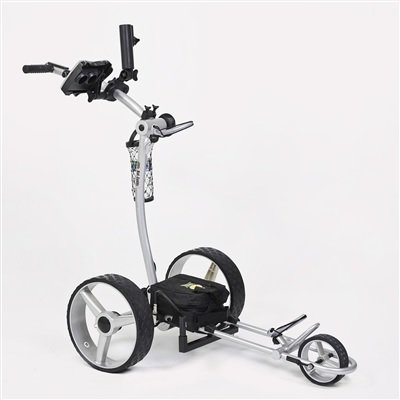 Bat Caddy X4 Electric Golf Caddy/Trolley/Cart + Free Accessory Pack