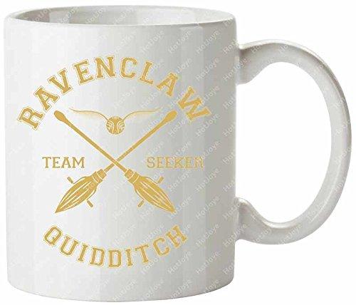 Harry Potter Hogwarts Ravenclaw Quidditch Team Seeker Ravenclaw Team Seeker Cool Mug Tea Cup