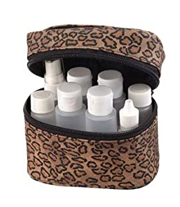 Japonesque Gotta Go Weekend Travel Bag, Leopard